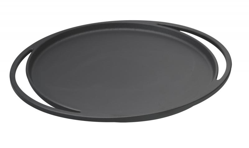 pizza crepes pfannkuchen pfannen rund durchmesser 28cm. Black Bedroom Furniture Sets. Home Design Ideas